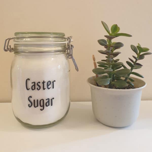 Caster Sugar Vinyl